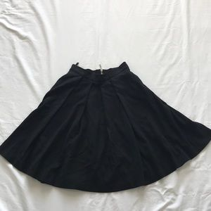 French Connection Black Skirt
